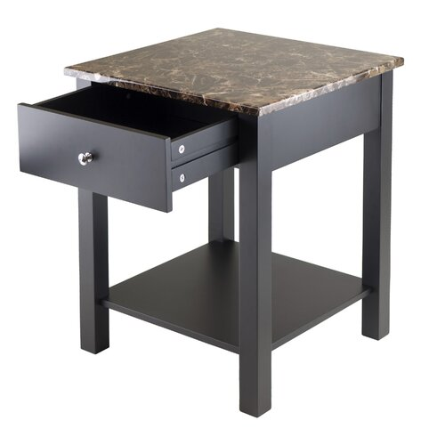 Winsome Torri End Table