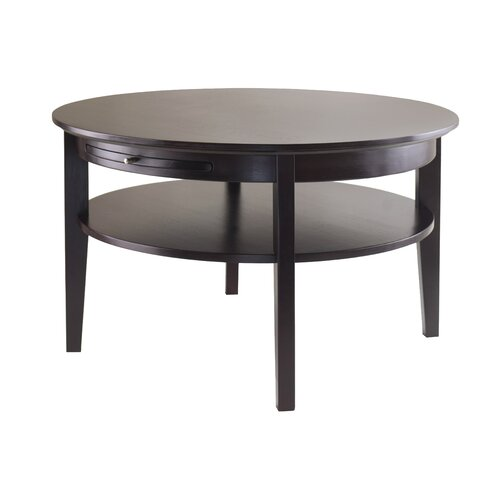 Winsome Amelia Coffee Table Reviews Wayfair