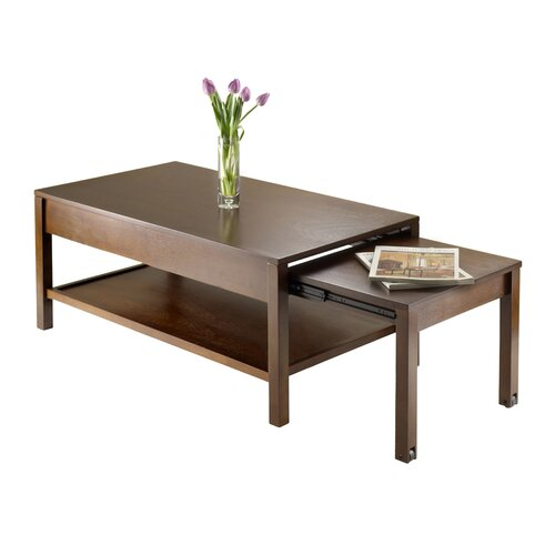 Winsome Brandon Expandable Coffee Table