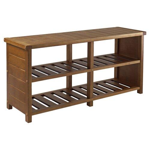 Winsome Keystone Storage Bench & Reviews