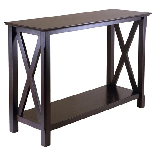Ashley Furniture Toledo: Winsome Xola Console Table & Reviews