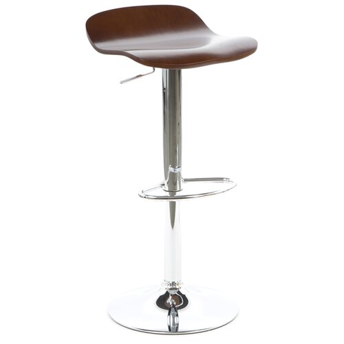 Kallie Air Lift Adjustable Bar Stool (Set of 2)