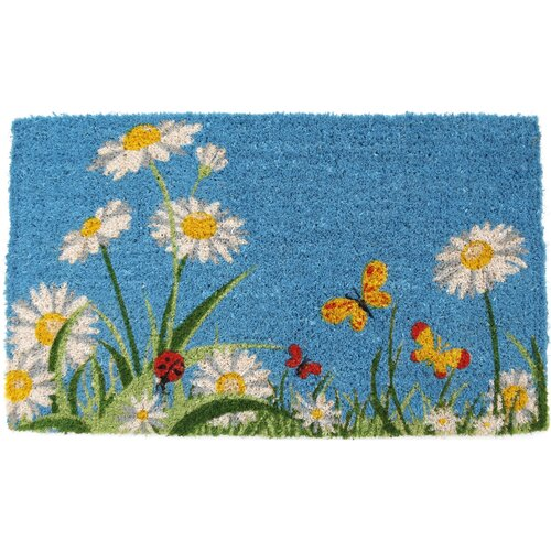 Entryways Handmade One Summer Day Doormat