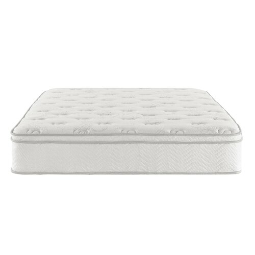 "Signature Sleep Sunrise 10"" Coil Spring Mattress"
