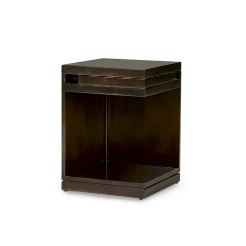 Brunello Chairside Table