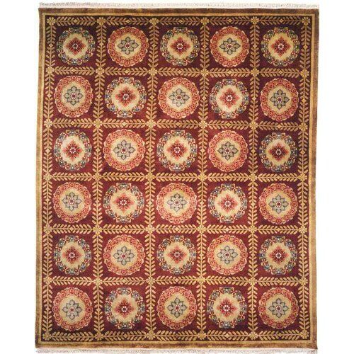 Wildon Home ® Chantal Red Rug