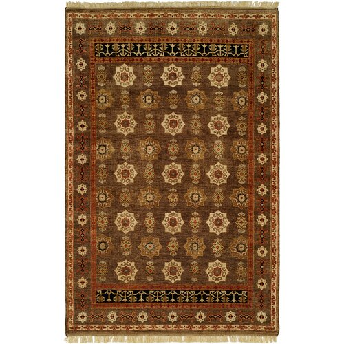 Wildon Home ® Medium Brown Rug