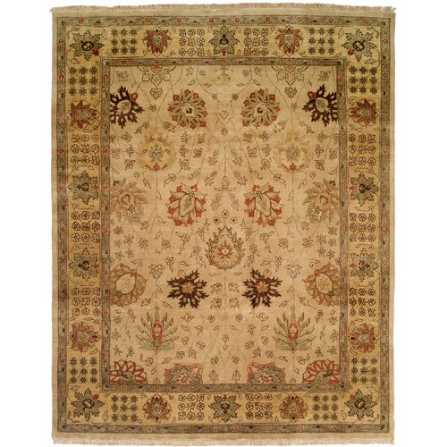 Wildon Home ® Ivory / Summer Gold Rug