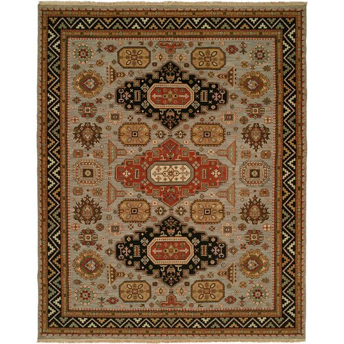 Wildon Home ® Light Blue Rug