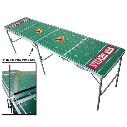 Tailgate Toss NCAA 2x8 Tailgate Table
