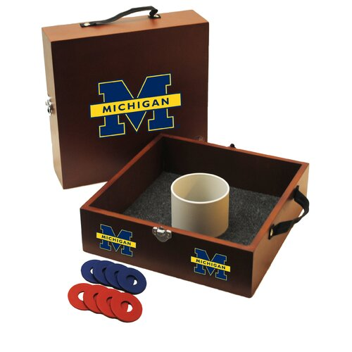 Tailgate Toss NCAA Washer Toss Game Set