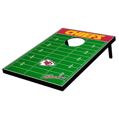 Tailgate Toss NFL Football Bean Bag Toss Game