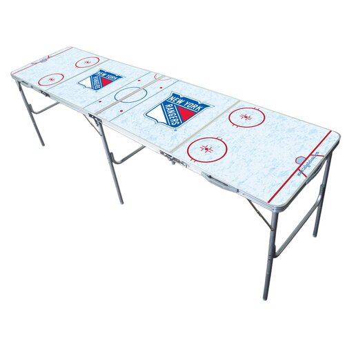 """Tailgate Toss NHL 2"""" x 8"""" Tailgate Table"""