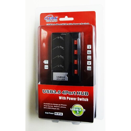 Tera Grand USB 3.0 4 Port Hub