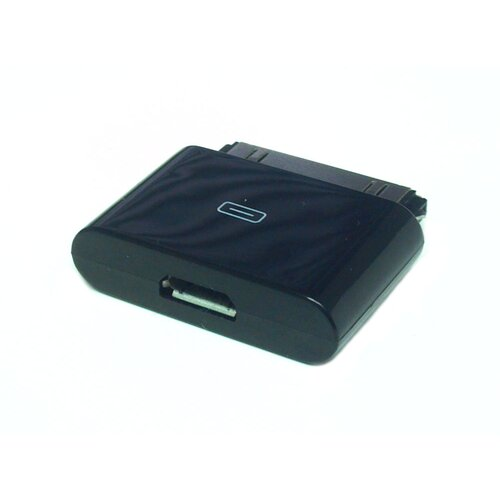 Tera Grand Micro USB Female to Apple 30-pin Male Adapter for iPod/ipad/iPhone