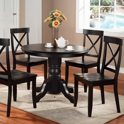 Home Styles 5 Piece Dining Set