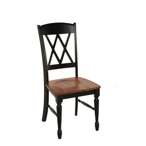 Home Styles Monarch X-Back Side Chair (Set of 2)