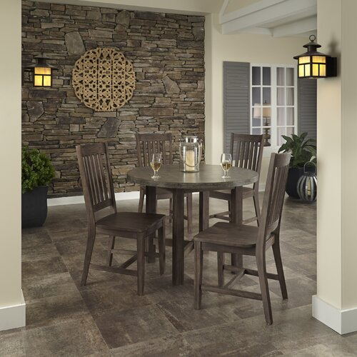 Home Styles Concrete Chic Dining Chair