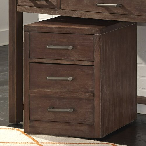 Barnside 3-Drawer Mobile File
