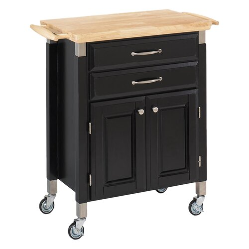 Home Styles 11Dolly Madison Prep and Serve Kitchen Cart