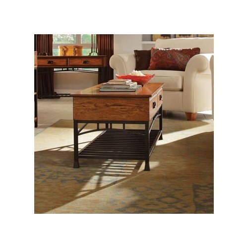 Home Styles Modern Craftsman Coffee Table Reviews Wayfair