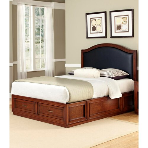 Home styles duet queen storage platform bed reviews wayfair - Beds styles pictures ...