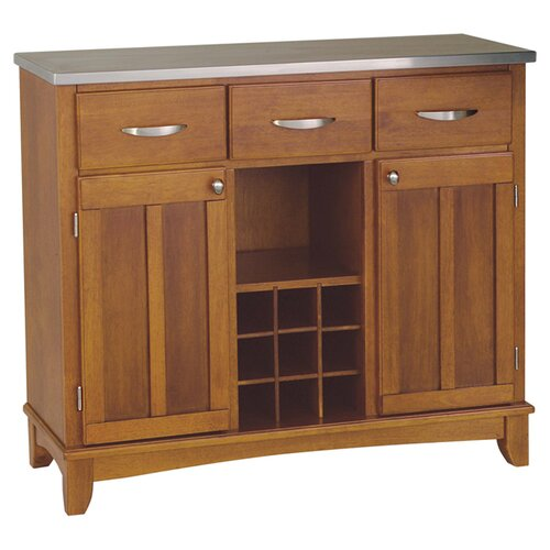 Home Styles Somerset 3 Drawer Buffet & Reviews