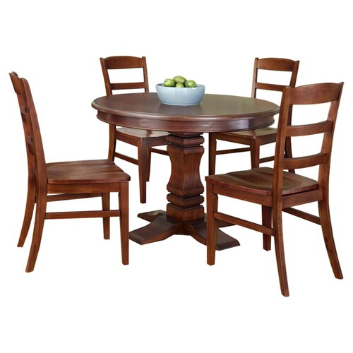 Home Styles Aspen 5 Piece Dining Set