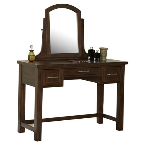 Home Styles Cabin Creek Vanity with Mirror