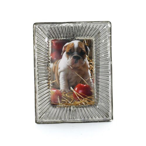 Ray Antiqued Photo Frame