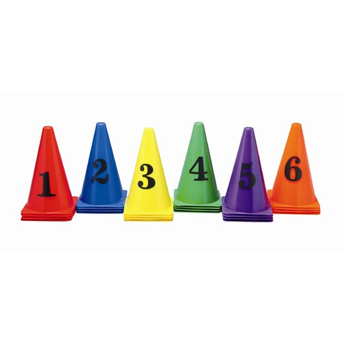FlagHouse Numbered Cones