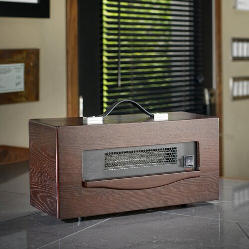 Dynamic Infrared Dynamic Personal 1,500 Watt Convection Cabinet Space Heater