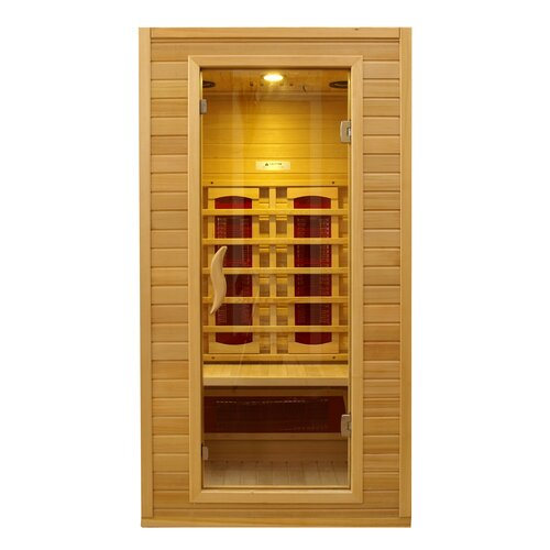 1-2 Person Ceramic FAR Infrared Sauna