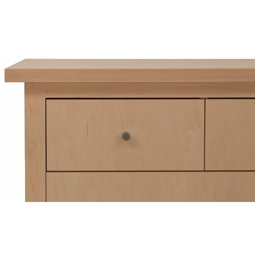 Urbangreen Furniture Hudson 6 Drawer Chest