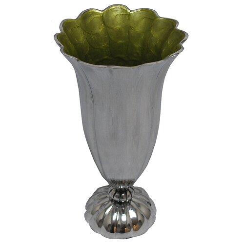 Kindwer Scalloped Vase