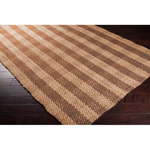 Country Living™ by Surya Country Jutes Praline/Driftwood Brown Rug