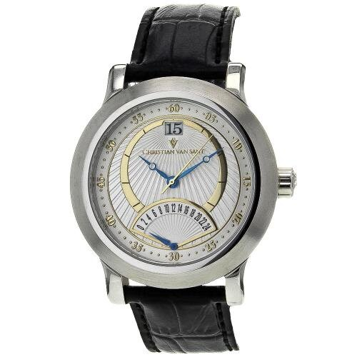 Christian Van Sant Flyback Men's Watch