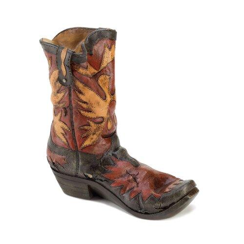 Cowboy Boot Wine Bottle Holder