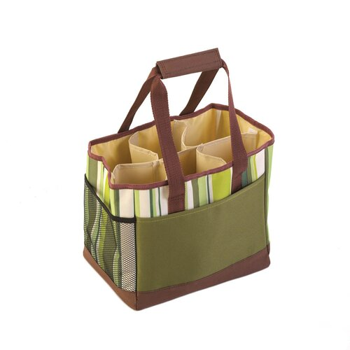 6 Bottle Shopping Tote