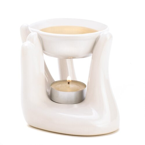 Zingz & Thingz Hold On Oil Warmer