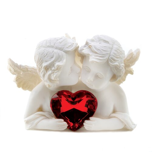Zingz & Thingz Angelic Love Figurine