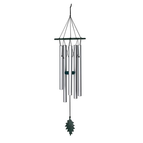 Zingz & Thingz Summer Leaf Wind Chime
