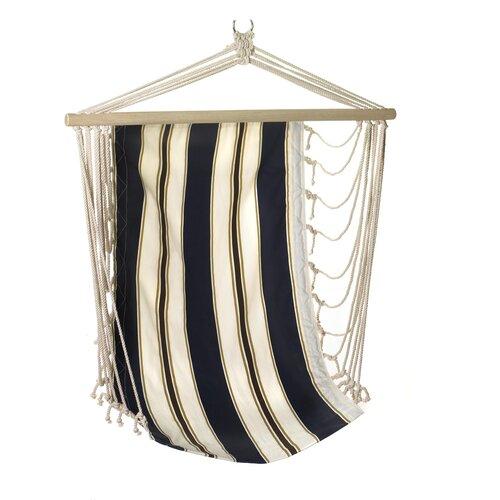Zingz & Thingz Nautical Stripes Hammock Chair