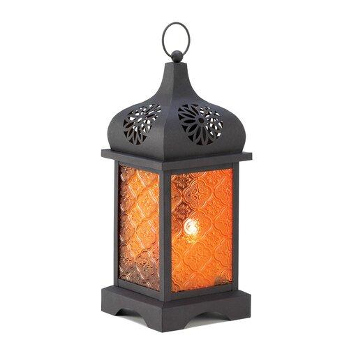 Zingz & Thingz Sunrise Flourish Lantern