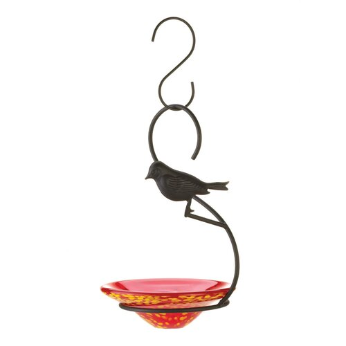 Songbird Decorative Feeder