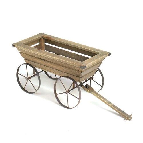 Zingz & Thingz Cart Planter