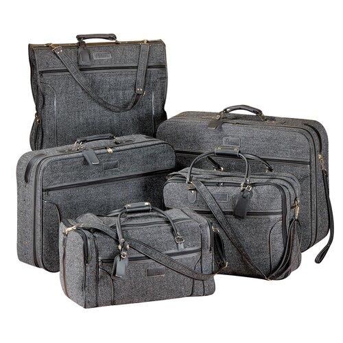 5 Piece Luggage Set