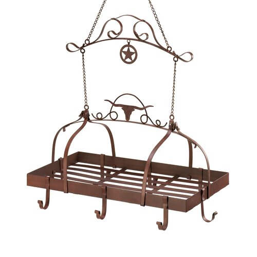 Western Ranch Cookware Holder