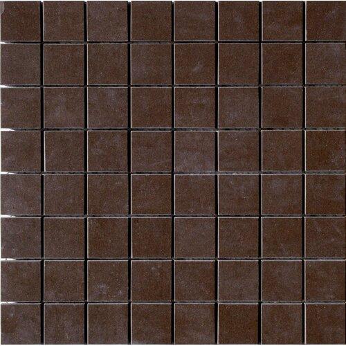 Faber SGT Mosaics Porcelain Matte Tile in Mocha