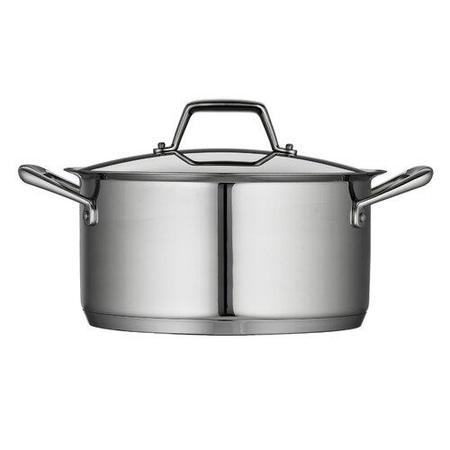 Prima 6-qt. Stock Pot with Lid